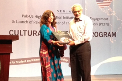 U.S.-Pakistan Exchange Promotes Service-Learning