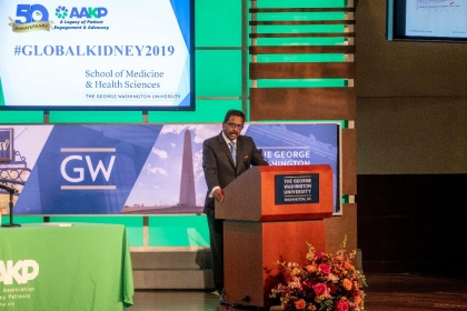Kidney care summit