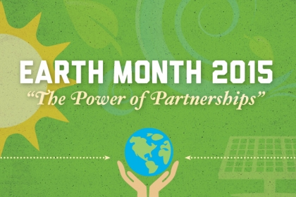 Earth Month 2015