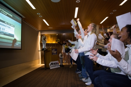 Colonials Draw Kansas State in NCAA Tournament