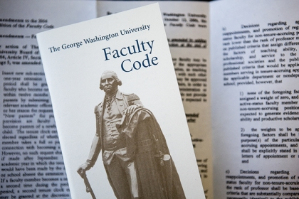 GW Faculty Code