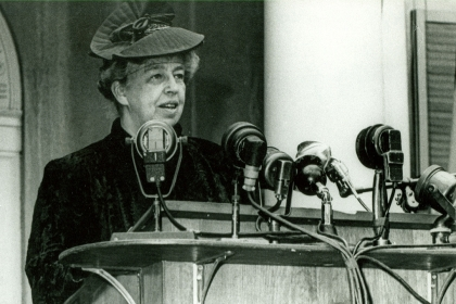 Image of Eleanor Roosevelt