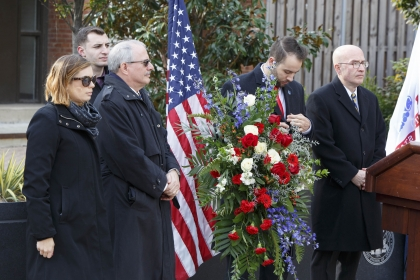 Veterans Day Wreath-Laying Ceremony