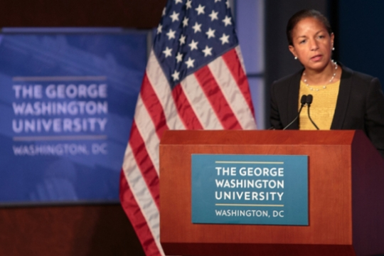 Amb. Susan Rice on U.S.-China Relationship